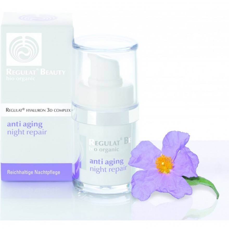 Regulat Beauty Anti-Aging Night-Repair, 30 ml