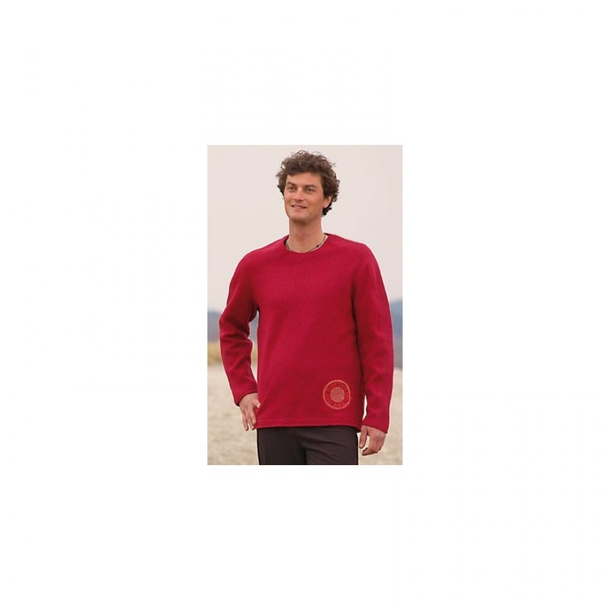 Spirit of OM Herren Walk-Pullover