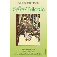 Buch: Sara und die Eule, Trilogie, Anthony Williams