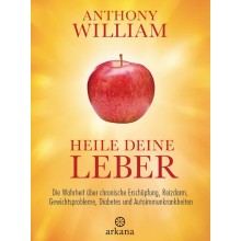 Buch: Heile deine Leber, Anthony Williams