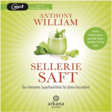 MP3-CD: Selleriesaft, Anthony Williams